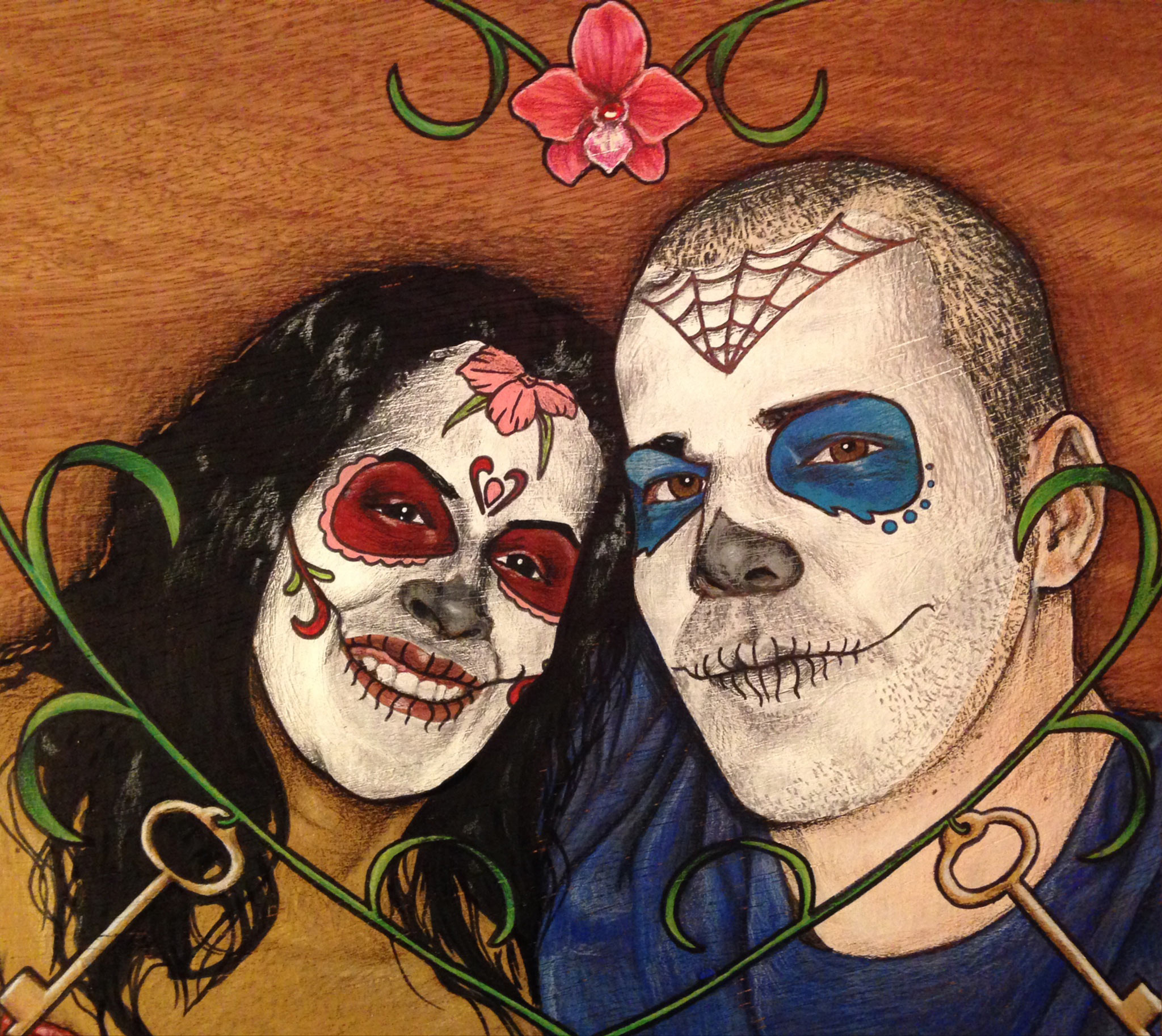 Day of the Dead Portraits