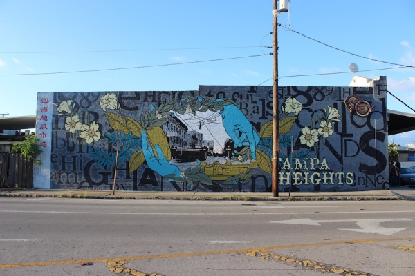 Tampa Heights mural (Public)
