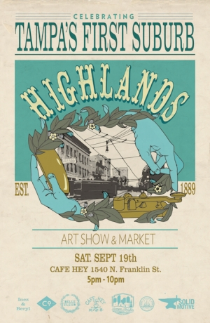Highlands Art Show and Market